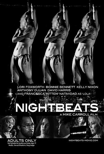 nightbeats poster